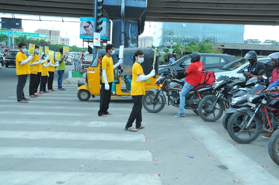 Travencore ayurveda volunteers image 4