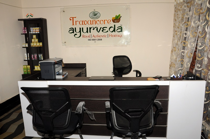 Travancore ayurveda office
