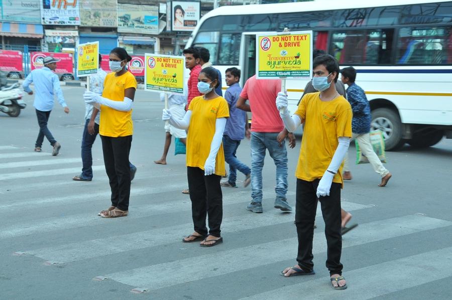 Travancore ayurveda volunteers image 2