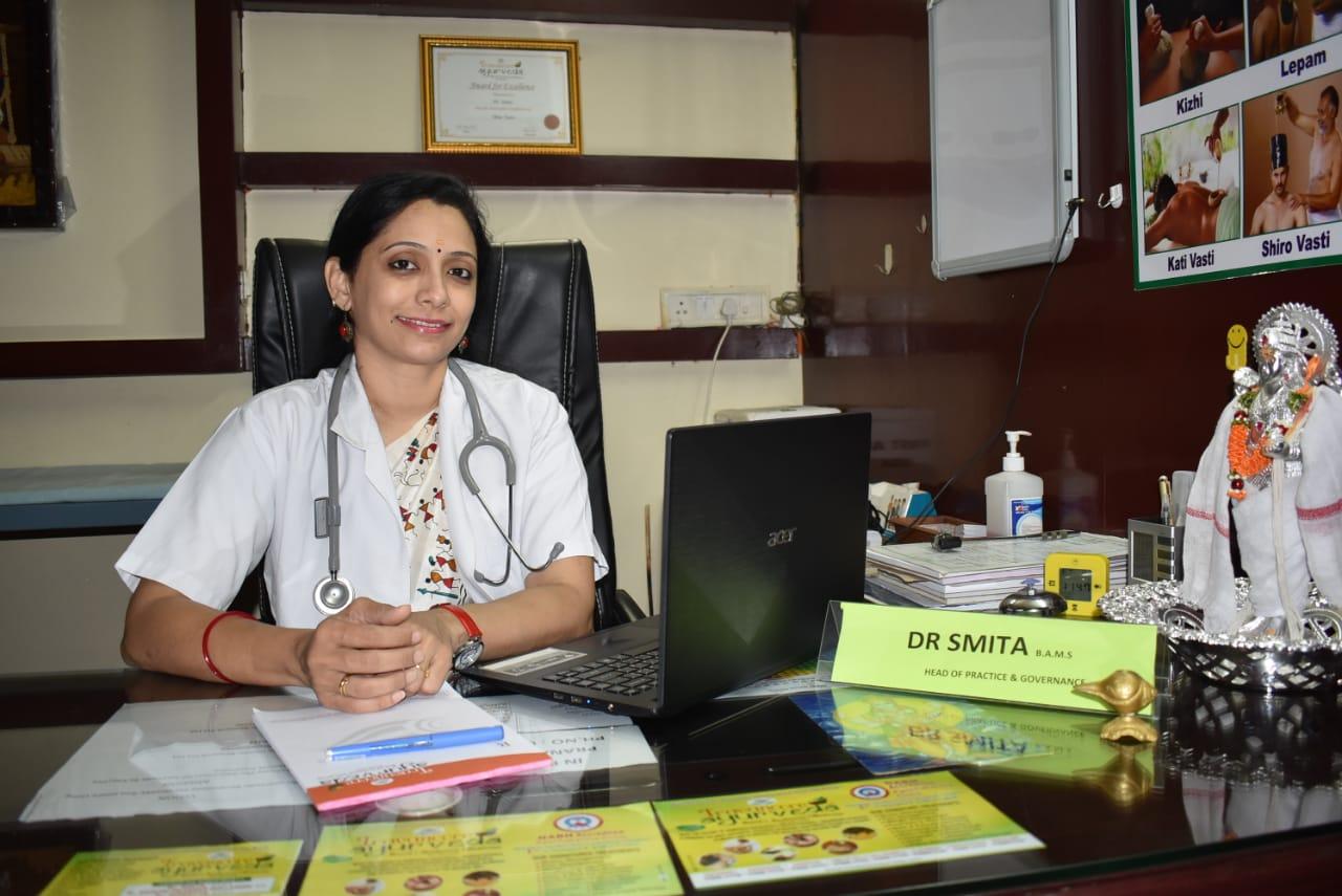 Ayurvedic Doctor Mrs smitha