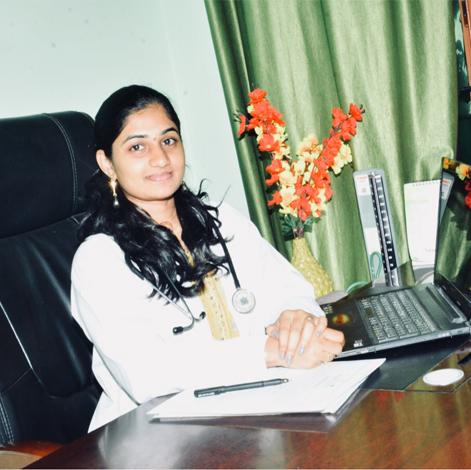 Ayurvedic doctor Mrs gayatri