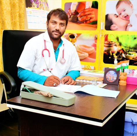 Ayurvedic doctor Mr rambabu