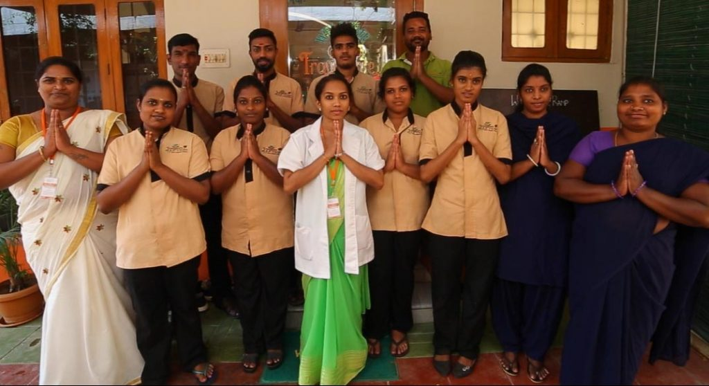 Travancore ayurveda docotrs & members 2
