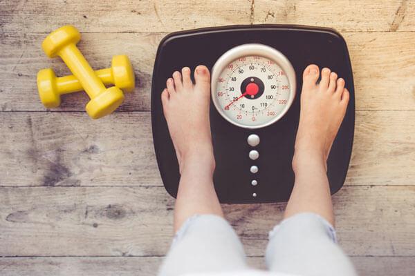 Ayurvedic weight loss management