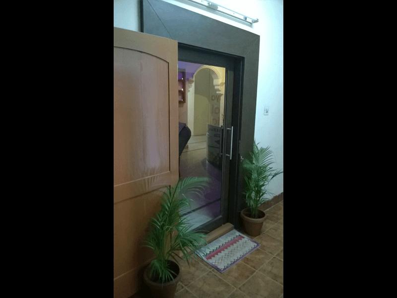 Travancore Ayurveda's Entrance