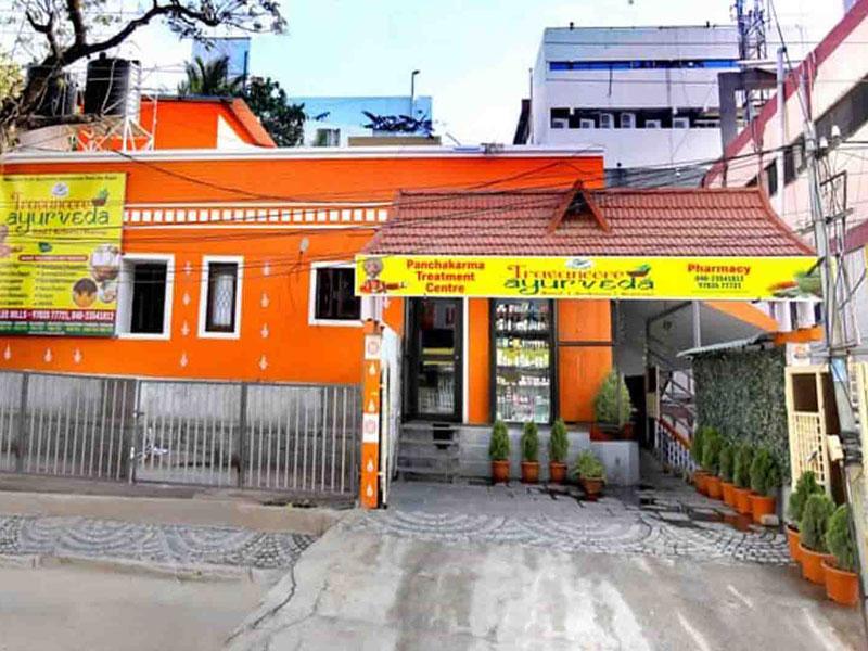 Travancore Ayurveda's Clinic