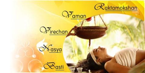 Panchakarma for healthy life