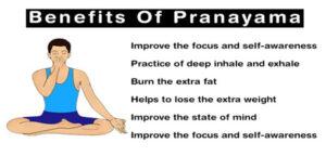 benefits of pranayama